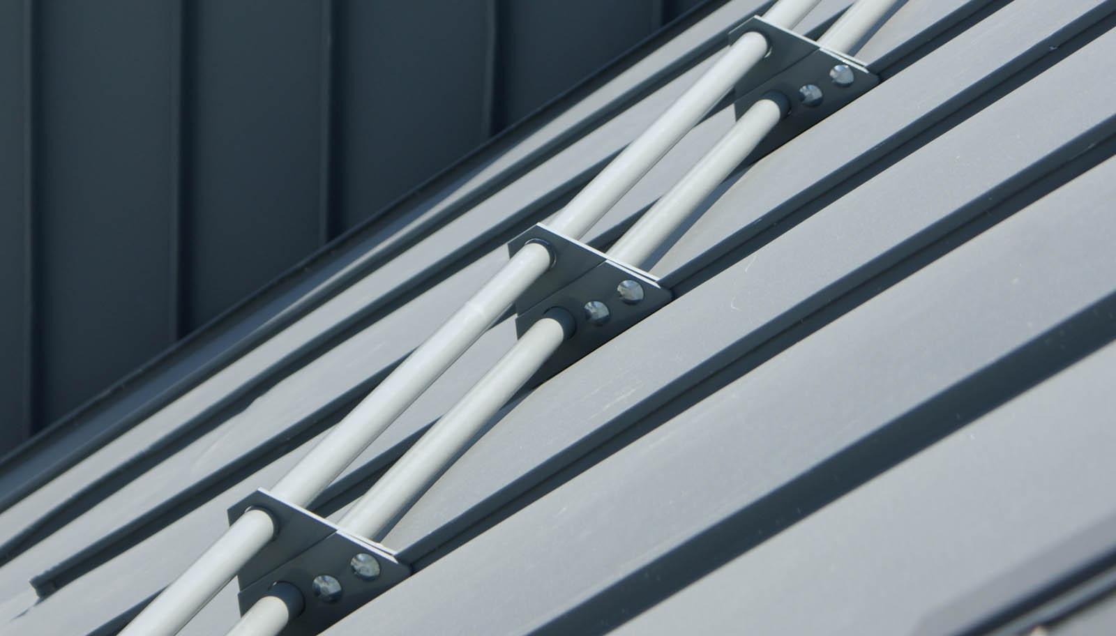 system przeciwśniegowy aluminium