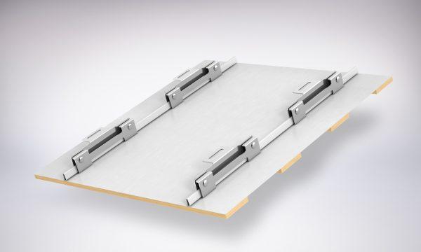 Wspornik do paneli fotowoltaicznych i paneli solarnych