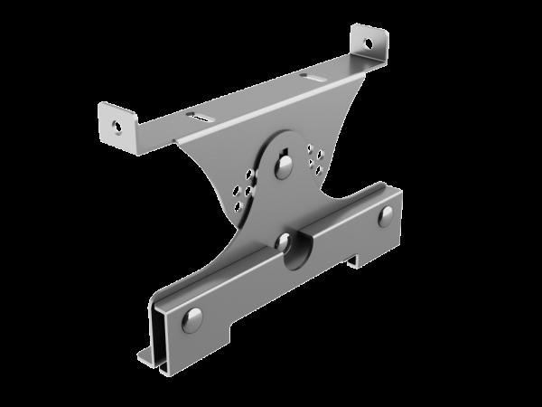 Wspornik ławy kominiarskiej stalowy do blach panelowych na rąbek MODEL T PREMIUM